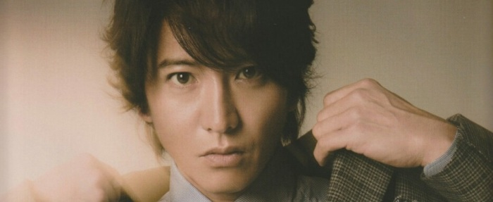 "Kimura Takuya Suffers an Injury while Filming ""Blade of theImmortal"""
